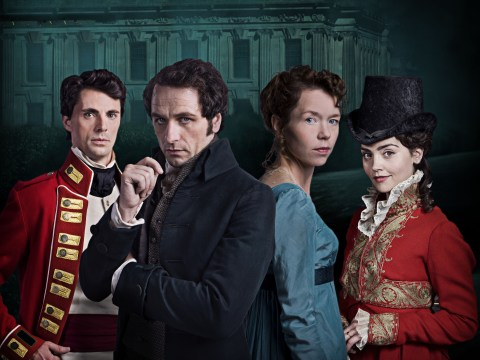 Death Comes to Pemberley slated by TV viewers as 'bad' and 'hard work'