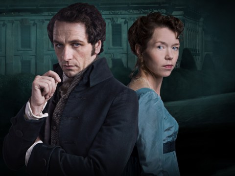 Death Comes to Pemberley star Matthew Rhys: It was terrifying to fill Colin Firth's shoes