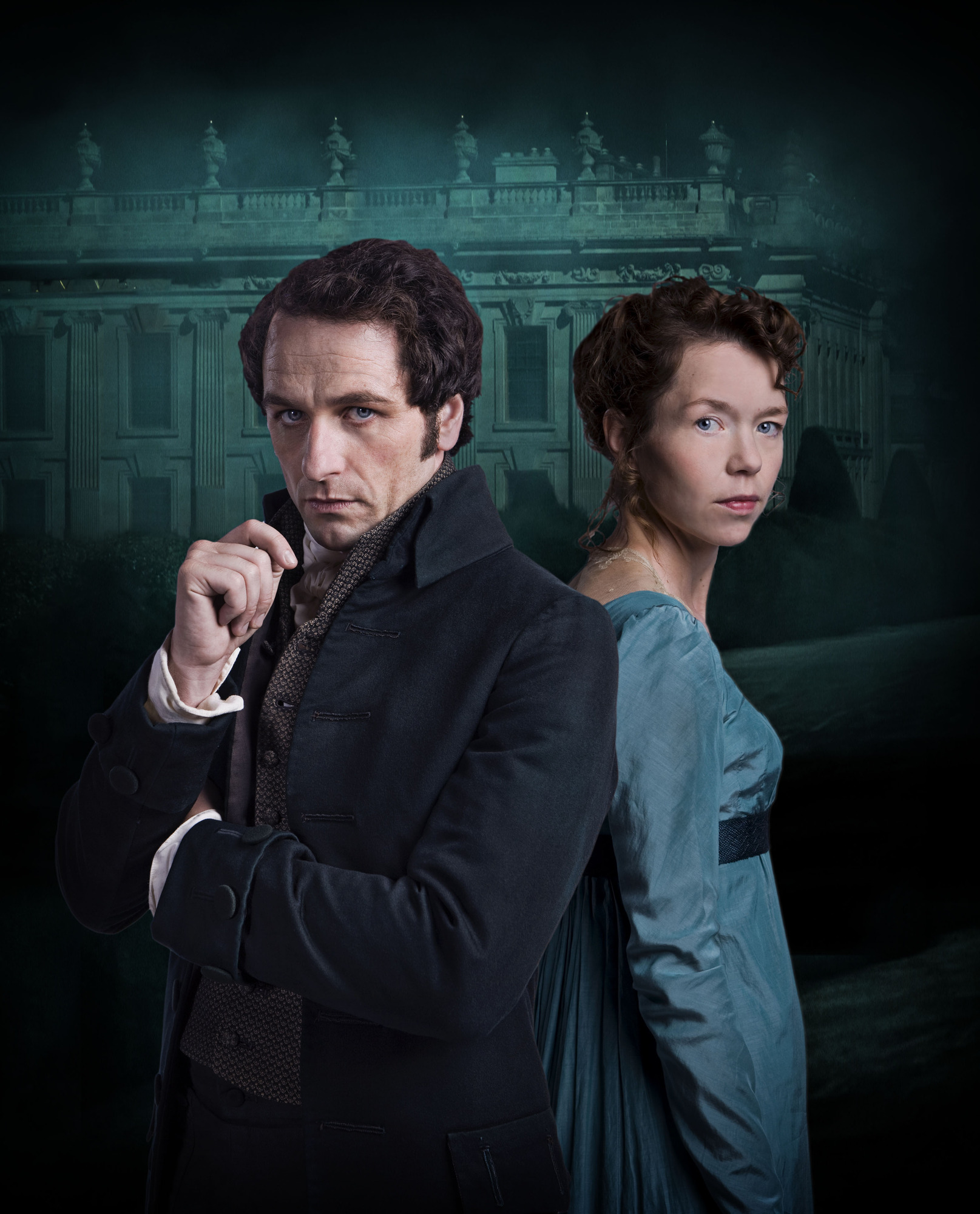 Death Comes to Pemberley, episode one: Who could have killed Captain Denny in PD James' Pride and Prejudice sequel