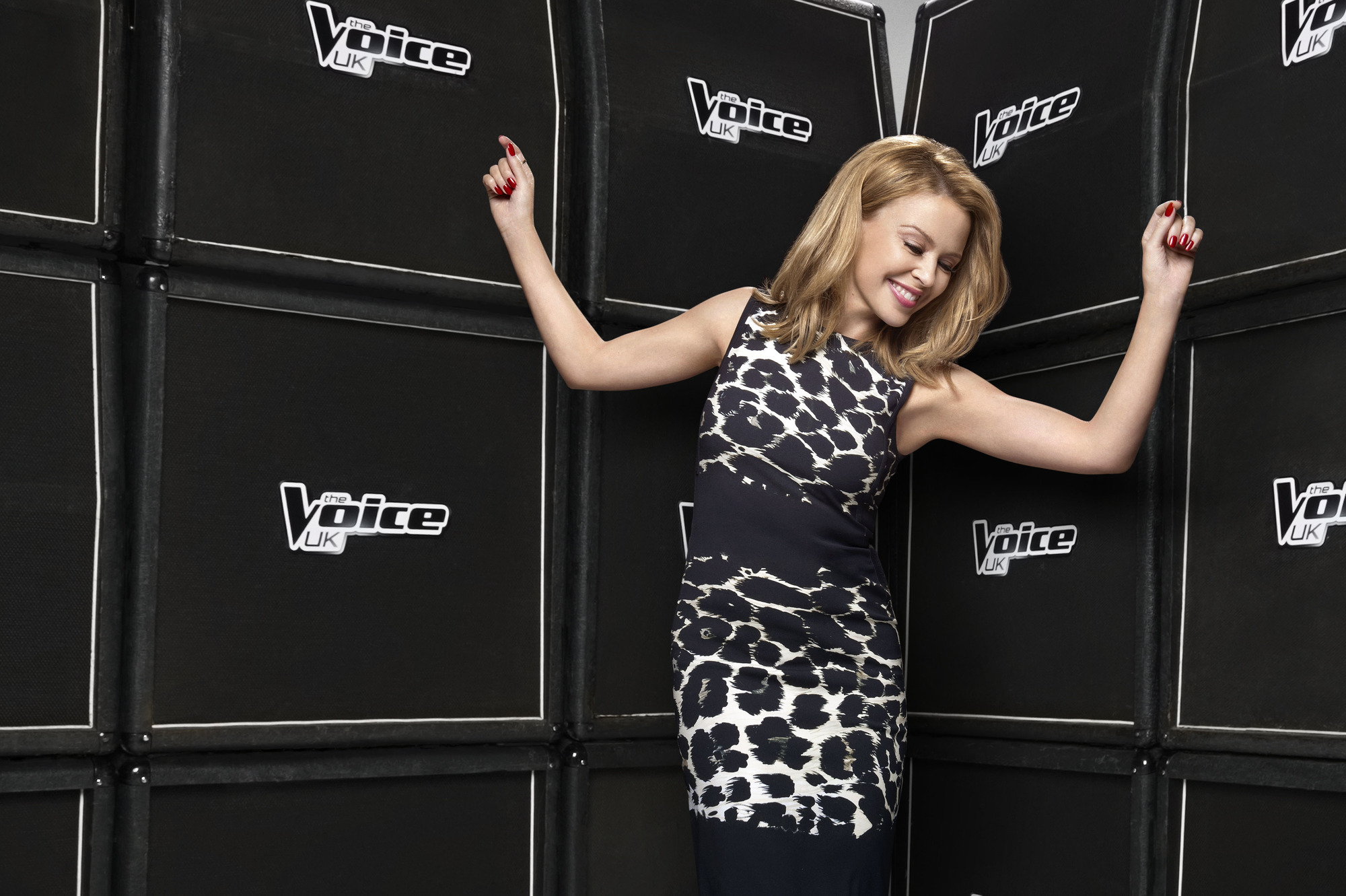 The Voice 2014: The nine fashion lives of new coach Kylie Minogue