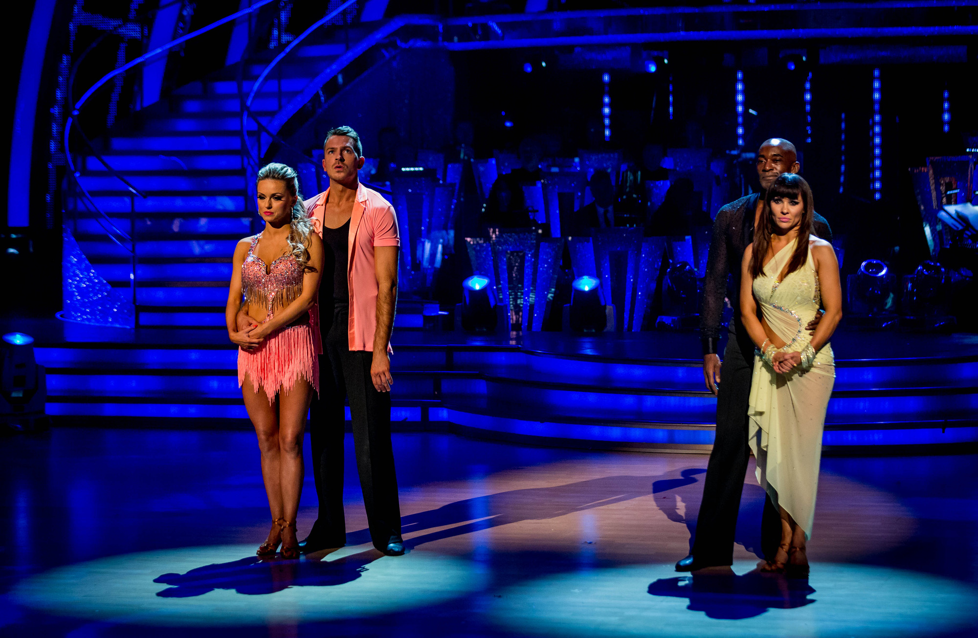 Strictly Come Dancing 2013: Ashley Taylor Dawson misses out on a semi-final place as he is sent home
