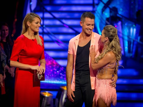 Strictly Come Dancing 2013, Sunday's results show: Ashley Taylor Dawson dances off Strictly