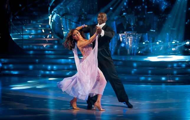 Strictly Come Dancing 2013: Patrick Robinson and Anya Garnis didn't make it to the final