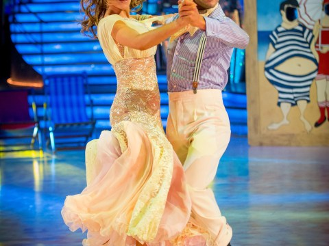 'Can somebody please tell me how this has happened': Abbey Clancy in shock after Strictly Come Dancing win