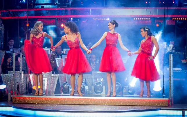 Strictly Come Dancing final 2013: For the first time it's an all-girl final