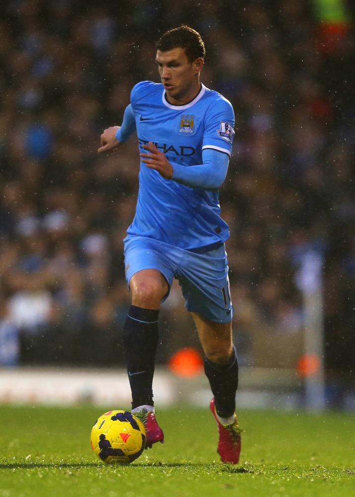 The Tipster: Edin Dzeko can fire Manchester City past Liverpool in an exciting Boxing Day bash