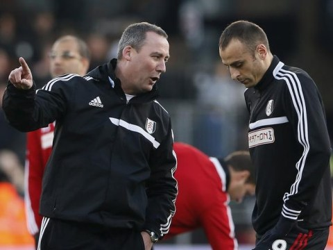 Fulham boss Rene Meulensteen shouts 'boo!' at players to harden them to crowd abuse