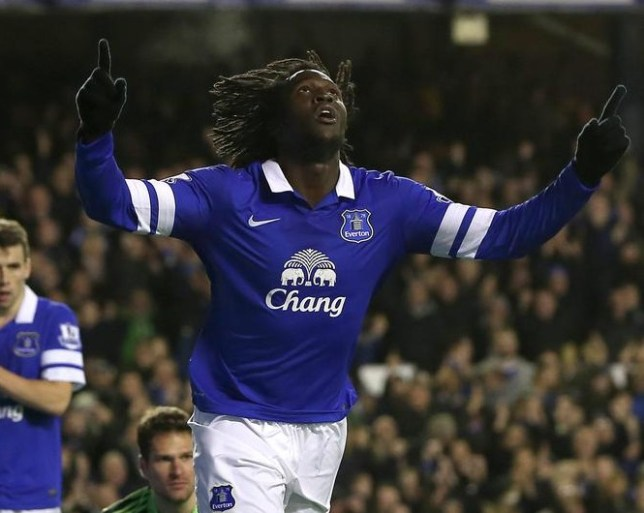Romelu Lukaku has gone from strength to strength at Everton (Picture: Getty Images)