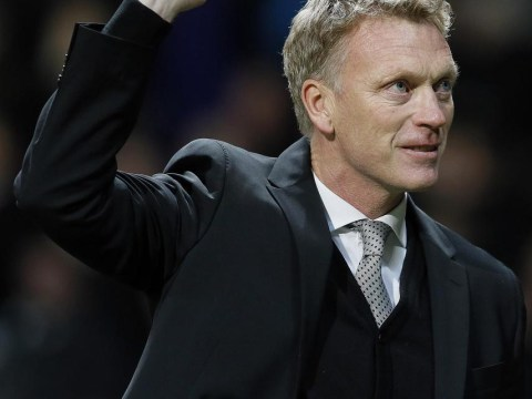Surprisingly good Champions League form the only saving grace for David Moyes