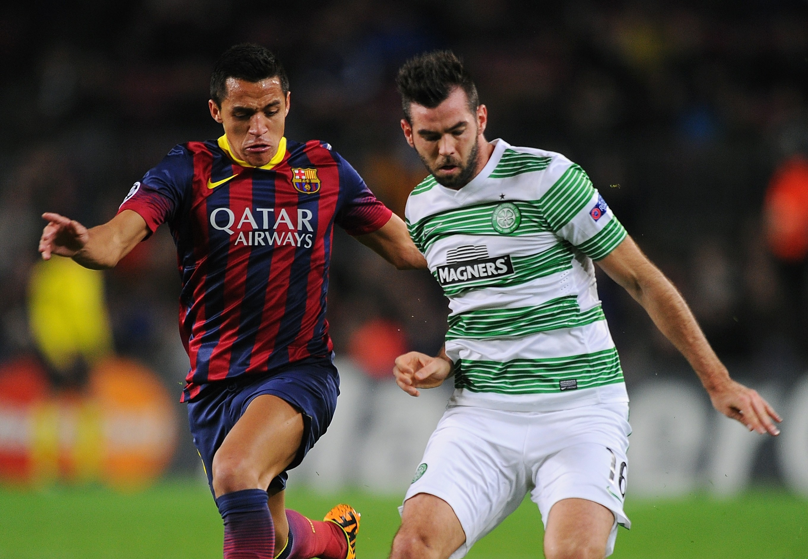 FC Barcelona v Celtic - UEFA Champions League