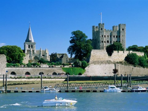 Rochester: excellent schools and period housing, just 40 minutes from London