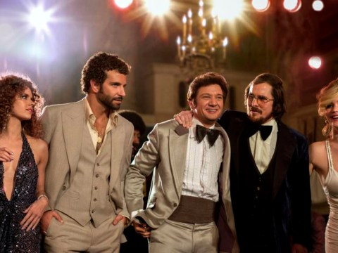 Don't be conned into thinking American Hustle is Oscar-worthy