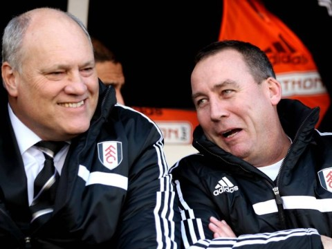 Rene Meulensteen: I didn't stab Martin Jol in the back