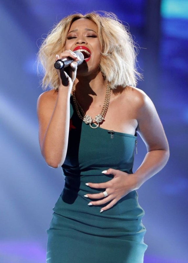 Tamera Foster on The X Factor 2013
