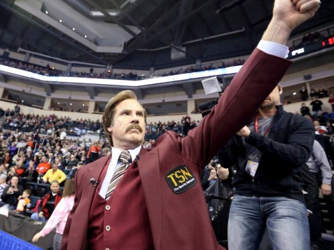 Anchorman 2's Ron Burgundy to make announcements on Virgin Trains journeys