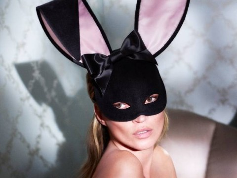 It's finally here! Kate Moss Playboy magazine spread revealed