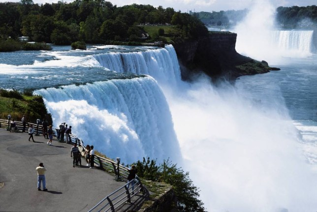 Niagara Falls Waterfall May Be Turned Off To Build Two New