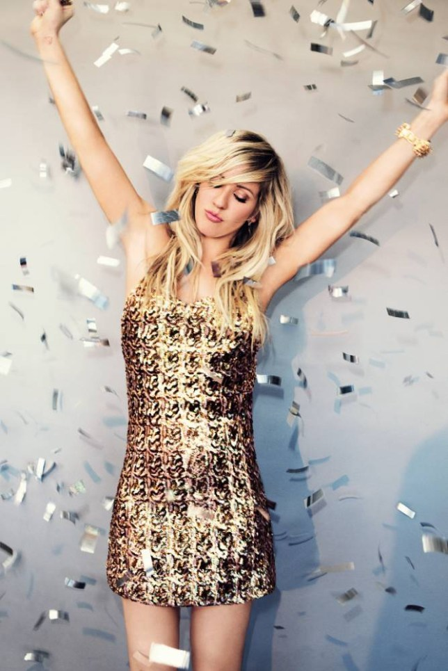 Ellie Goulding2.jpg Ellie Goulding The terms of usage are: You will run a maximum of two images plus the front cover; You will run the front cover with the images at all times; You will state that 'The full interview appears in the January 2014 issue of Cosmopolitan, on sale 6th December. Also available in digital edition; You will credit the photographer as Peter Pedonomou; You will ensure that the Pictures are not altered or cropped; You warrant there will be no derogatory, defamatory or negative reference made to either Cosmopolitan magazine or anyone featured in the Pictures;