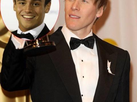 Tom Daley's boyfriend 'revealed as 39-year-old Hollywood screenwriter Dustin Lance Black'