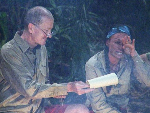 I'm A Celebrity 2013: Campmates get emotional after emails from home
