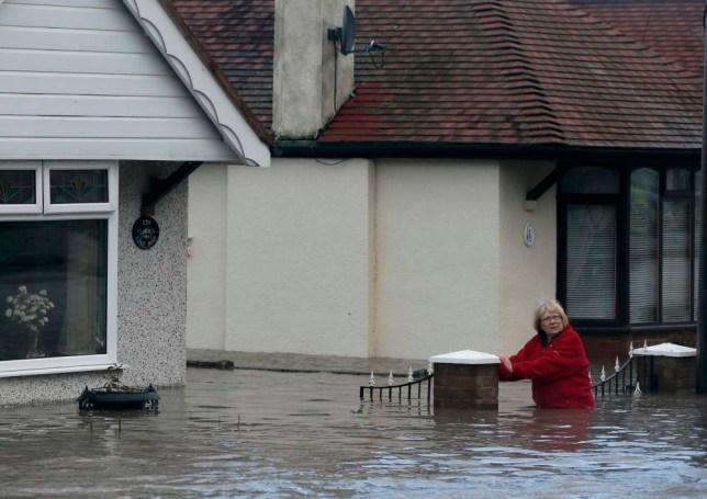 UK weather: Flooding clean-up begins after deadly storm and huge tidal surge