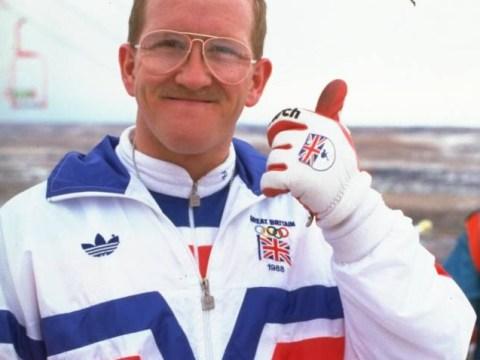 British Winter Olympic hero Eddie 'the Eagle' Edwards to make one-off return
