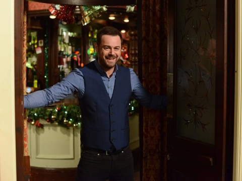 EastEnders: Danny Dyer's Christmas debut as Mick Carter was a little stiff but promises big things