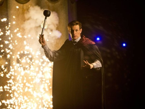 Doctor Who Christmas special 2013: More teaser pics from The Time of the Doctor – but what do they mean?