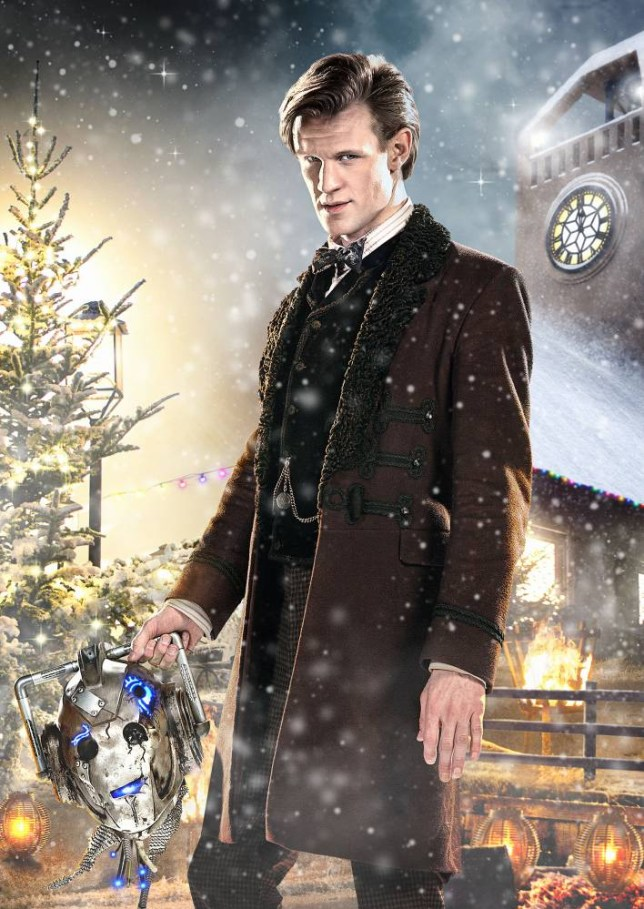 Doctor Who Christmas.Doctor Who Christmas Special 2013 More Teaser Pics From The