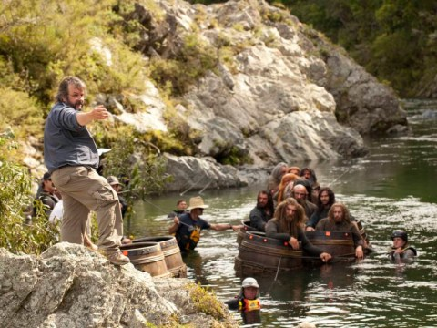 Peter Jackson's Lord Of The Rings and Hobbit cameos brought to life in GIFs