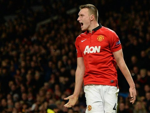 Phil Jones strike gives Manchester United timely Champions League win