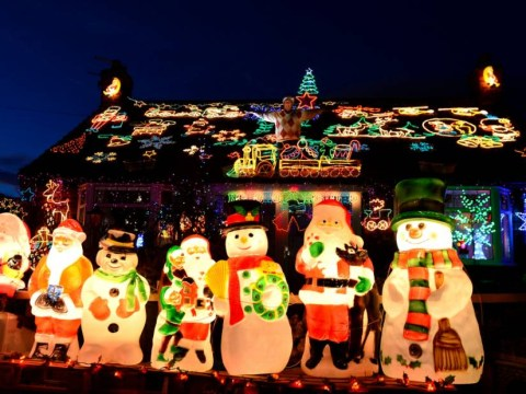 Gallery: House Christmas light displays 2013
