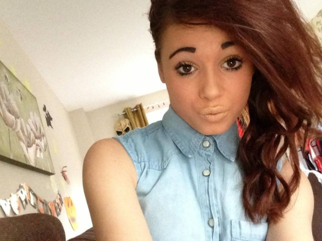TEEN GIRL FOUND HANGED AT HOUSE PARTY ..   Sarah Clerkson, 14, was tragically found hanged in the bedroom of a house party in Spennymoor, County Durham in the early hours of Saturday morning (DEC 8).   Some posts on social media websites have suggested Sarah may have taken her own life after being targeted by online bullies.   Taken from Facebook page