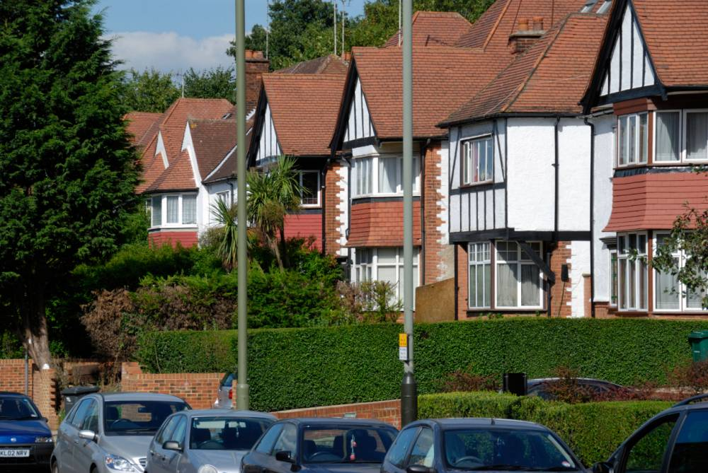 Golders Green, west London: one suburb, two very different neighbourhoods