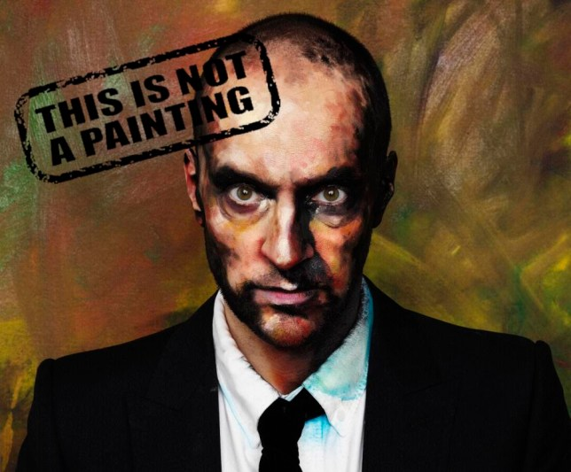 Derren Brown: The Great Art Robbery (Picture: supplied)
