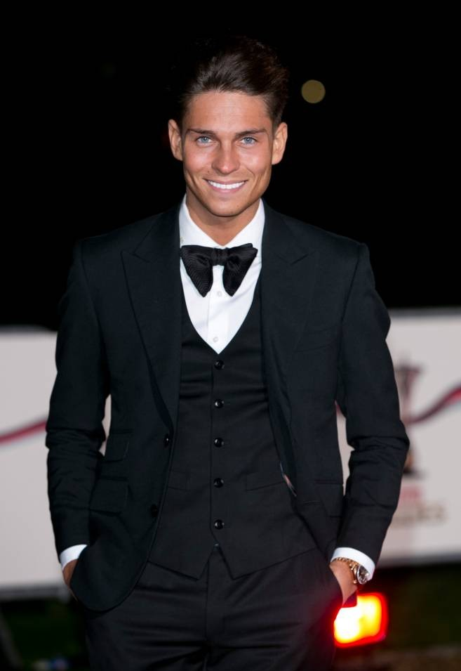 Joey Essex attends The Sun Military Awards