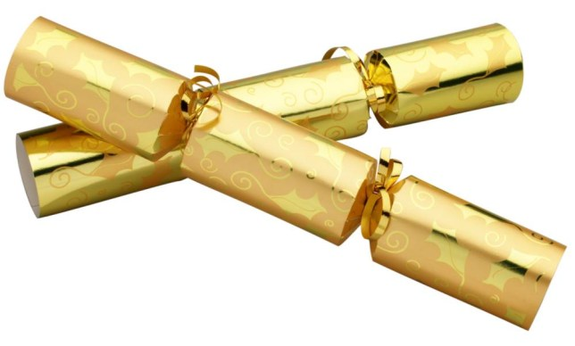 Christmas crackers - they're just tat waiting to happen (Picture: Alamy)