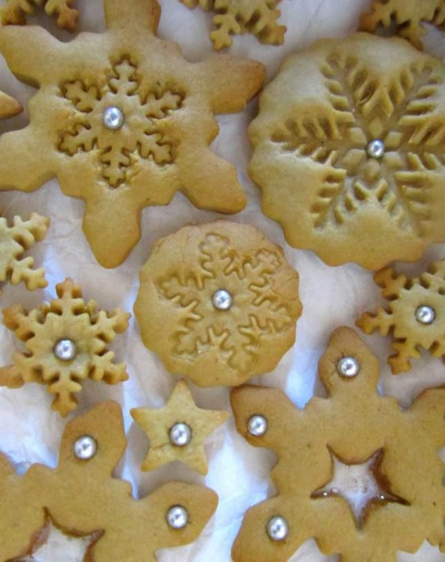 How To Cook Bake Off Winner Frances Quinn S Snowflake Ginger
