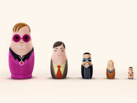 Gay matryoshka dolls auctioned to raise money for Russian LGBT community