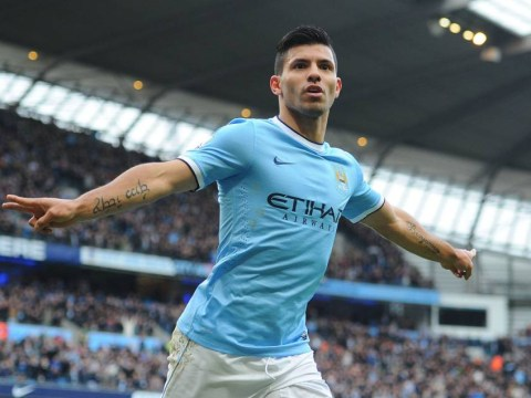 Capital One Cup Final: Sergio Aguero makes surprise return for Manchester City