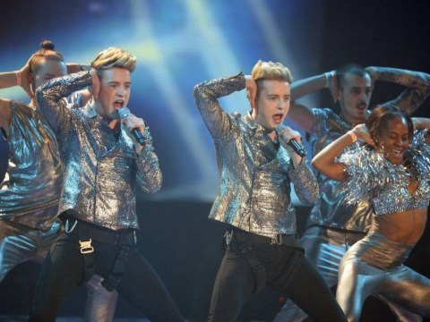 Honey G isn't the first X Factor novelty act Simon Cowell has saved- remember Jedward?