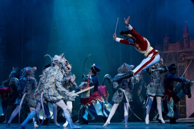 English National Ballet's Nutcracker (Picture: Amaud Stephenson)