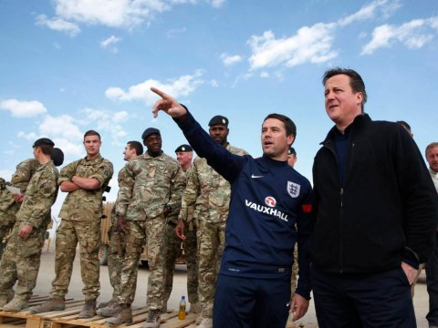 Why an England v Afghanistan football match is probably not a great idea