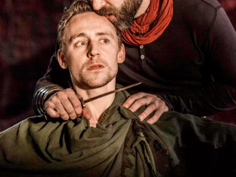 The Donmar's Coriolanus has a hectic, brutal energy but there's brain as well as brawn