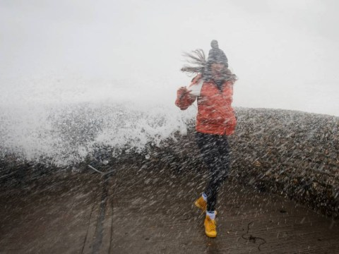 Dreaming of a wet Christmas: Christmas Day set to be rainy and windy, forecasters predict