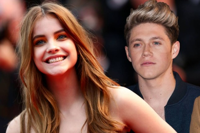 Niall Horan and Barbara Palvin has been 'romantically linked' (Picture: FILE)