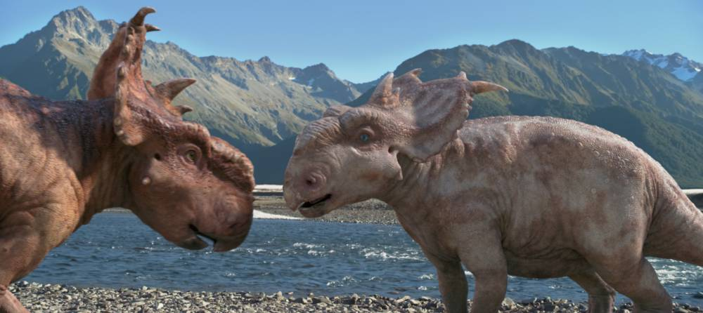 Walking With Dinosaurs, Moshi Monsters: The Movie and The Harry Hill Movie: Also Out