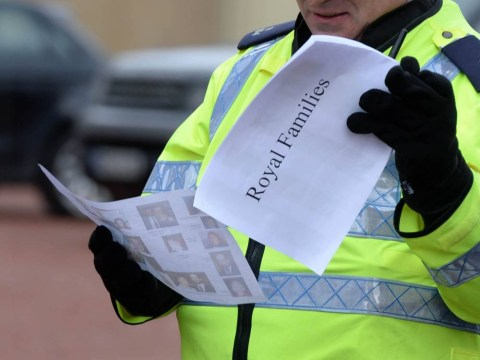 Don't you know who one is? Police use mug-shot crib sheet as they struggle to recognise Queen's relatives