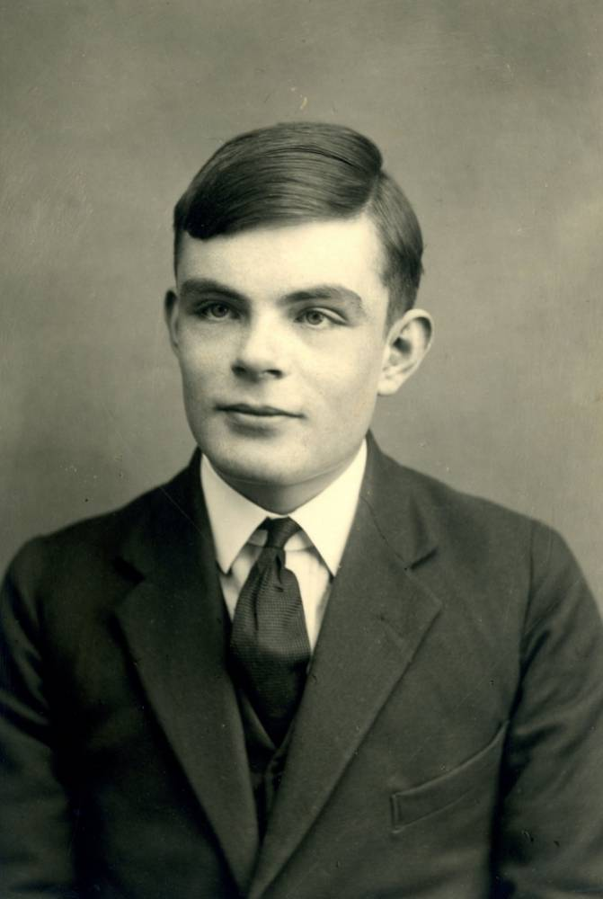 Codebreaker Alan Turing given royal pardon 60 years after his death