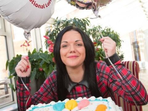 Single mother enjoys 'best Christmas present ever' after winning £100,000 on scratchcard